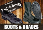 Boots and Braces